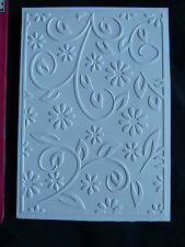 Crafts-Too/CTFD3054/C6/Embossing /Folder/Floral Summer/Flower flourish