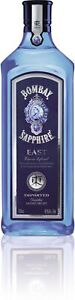 BOMBAY SAPPHIRE EAST London Dry Gin 0,7l 42% Vol Alk Imported Distilled Premium