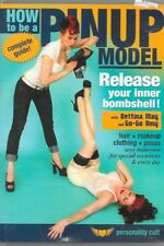 How to Be a Pinup Model Release Your Inner Bombshell DVD FREE SHIPPING MODEL