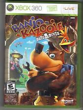 BANJO-KAZOOIE NUTS & BOLTS XBOX 360 GAME Xbox360 and banjo kazooie