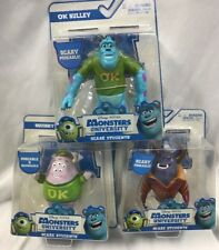 Disney Pixar Monsters University Scare Students Sully Squishy Johnny Lot Of 3