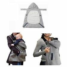 Porte-bébé Enfant Tapis Enveloppement Confort Hiver Chaud Manteau Couverture NF