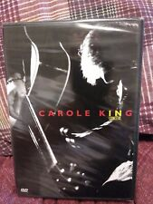 CAROL KING IN CONCERT -  DVD - BRAND NEW FACTORY SEALED
