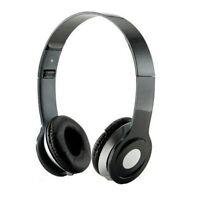 Casque écouteurs Stéréo Dj Style pliable Casque Ecouteur sur l'oreille MP3 W MIC