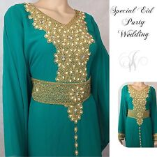 Beautiful ladies Kaftan dress farasha Dubai for eid /party/wedding