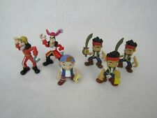 Disney Jake and The Neverland Pirates Figures Cubby Hook Lot