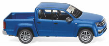 Wiking 031149 VW Amarok GP Highline - ravennablau metallic matt 1:87 (H0)