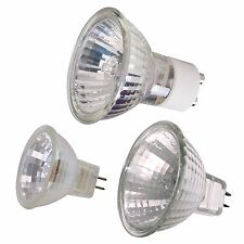 10 Pezzo Lampada Alogena Lampadina EEK: C MR11 GU4 MR16 GU5,3 Faretto Alogeno
