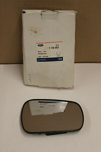 original Ford FIESTA V FUSION Spiegel links beheizt 1145853 2S6117K741BB NEU