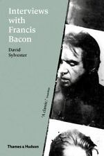 INTERVIEWS WITH FRANCIS BACON - SYLVESTER, DAVID - NEW PAPERBACK BOOK