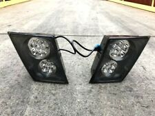 Volvo VNL Fog Light LED With DRL 2 Lights Left and Right