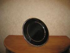 COUZON JEAN *NEW* Set  2 Assiettes d'accueil inox Président D.27cm Plate