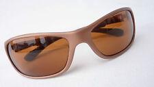 S. Oliver Herren Sonnenbrille Neu sportlich, gebogen mit braunen Gläsern Gr. M