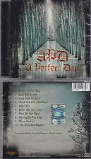 A Perfect Day - APD (2012) Melodic Hard Rock, Vanexa, Labyrinth, Vision Divine