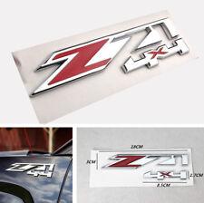 Z71 4x4 Car DIY Emblem Decal Decoration Sticker for Chevy Silverado GMC Sierra