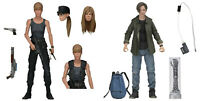 "Terminator 2 Judgement Day Sarah John Connor 2-Pack 7"" 18cm Action Figur Neca"