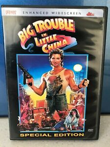 Big Trouble In Little China Special Edition Enhanced Widescreen Kurt Russell
