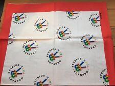 Vintage Cotton Granada Studios Tour T-Towel