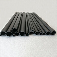 3K Carbon Fiber Tube OD 20mm x ID 16mm x 500mm Length Glossy 20 x 16 RC Model