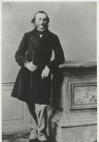 Compositeur Jacques Offenbach, tirage postérieur cca. 1930 Vintage silver print.