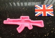 Silicone Rifle Or Gun Mould For Cake Decorating