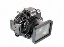 UK Seller CameraPlus®  Waterproof Housing for Panasonic Lumix DMC-LX100 27-75mm