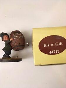 BOXED DECLAN'S FINNIANS IRISH MINIATURE ORNAMENT FIGURINE IT'S A GIFT 44717