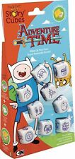 Rory's Story Cubes Adventure Time w/ Case Dice Game Creativity Hub Candy Kingdom
