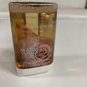 Bath & Body Works Warm Vanilla Sugar Smart Soap Refill Hand Soap 8.75 oz NEW