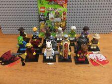 Lego Series 13 Complete Set Of 16 Minifigures .