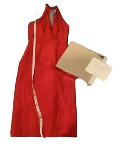 House Of Celeb Boutique Red Dress