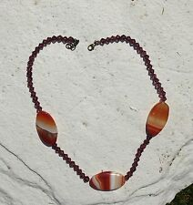 Handmade Agate Gemstone Costume Jewellery Sets