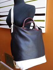 Diane von Furstenberg Leather Drew Bucket Bag !!!! EUC!!!!