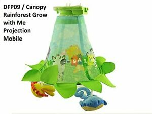 Replacement Canopy for Fisher Price Rainforest Grow-with-Me Projection Mobile...