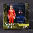 Mezco Toyz Breaking Bad Jesse Pinkman Orange Hazmat Suit Figure