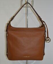 Michael Kors Bedford Luggage Leather Belted LG Shoulder bag/Handbag/Purse New