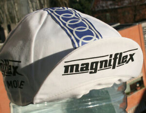 NEW MANILEX Vintage Team Cycling Cap - Made in Italy