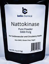 Pure Organic Nattokinase Powder - Non-GMO, Gluten Free, Vegan Bulk