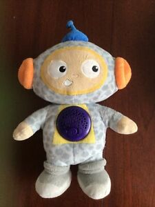 Story Stars Freddie Fable Robot Bedtime Toy Projector Moon And Stars Night Light