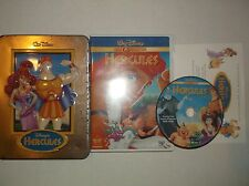 Walt Disney's: Hercules (DVD, 2000, Gold Edition) w/ Metal Collectors Case
