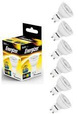 6x Energizer GU10 LED Light Bulb 255lm Spot 3.6W=35W Cool White 4000k 36°