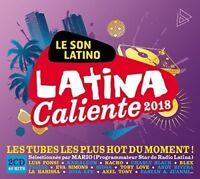 LATINO CALIENTE 2018 LIMITIERT 2 CD NEU