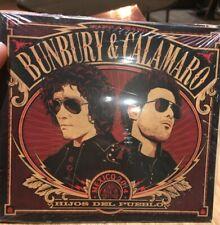 Bunbury & Calamaro – Hijos Del Pueblo, Sealed CD,  2564614271