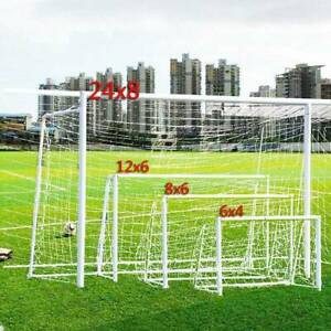 Football Soccer Goal Post Net practice training Replace Net Sports kids net only