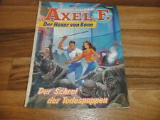 Gespenster Geschichten mit AXEL F. Hexer von Bonn  # 4 / 1988