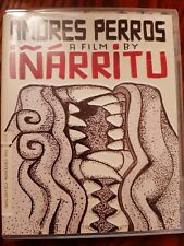 Amores Perros Blu-Ray Criterion Collection Inarritu Like New Condition!