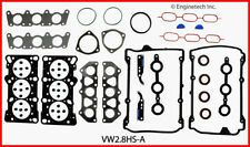 Enginetech VW2.8HS-A Engine Cylinder Head Gasket Set