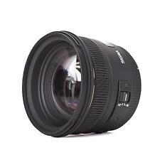 Sigma 50 mm f1. 4 EX DG HSM 50mm Longitud focal fija para Canon producto B