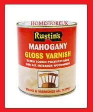 Unbranded Gloss Varnishes & Stains