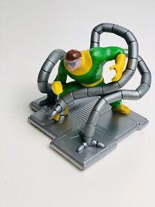 2011 Marvel Villain Dr. Octopus Action Figure or Cake Topper on Base AC00042